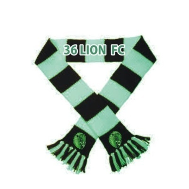 36 Lion's Scarf